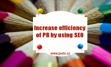 Increase efficiency of PR by using SEO